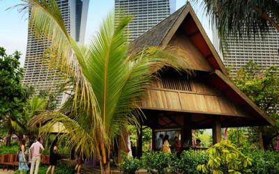 Kierunek: Singapur - Gardens by the Bay