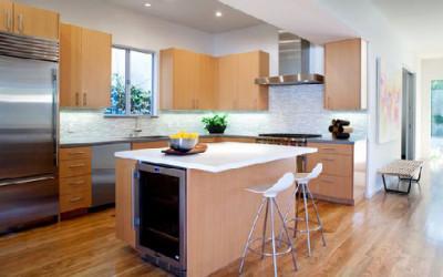Kilka sposobów na wyspę w kuchni