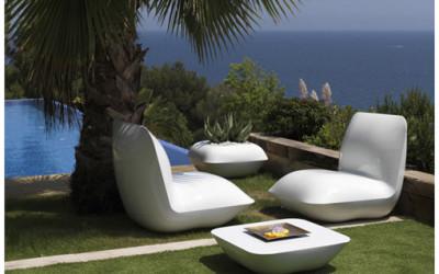 Kolekcja mebli ogrodowych Pillow 1