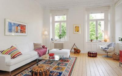 Kolorowy apartament  12