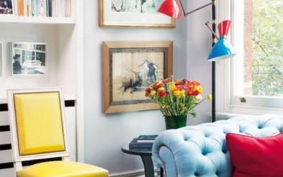 Kolorowy apartament  2