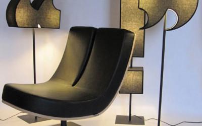 Krzesła Alphabet 6