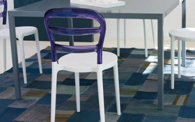 Krzesła D2 Miss Bibi