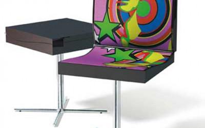 Krzesło i stół w jednym 1