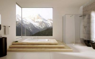 Łazienka, która wygląda jak salon spa