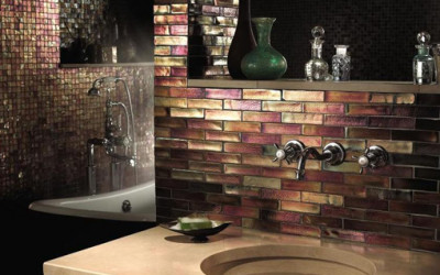 Łazienka we włoskim stylu