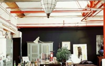 Loft w stylu retro 6