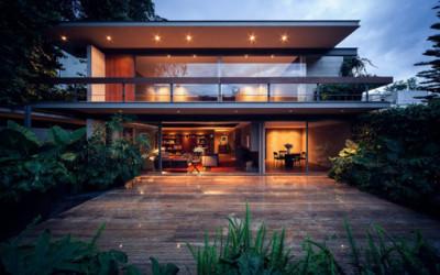 Luksusowa rezydencja i modernizm