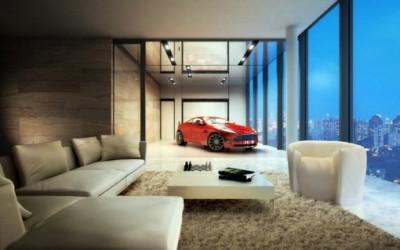 Luksusowe apartamenty w Singapurze