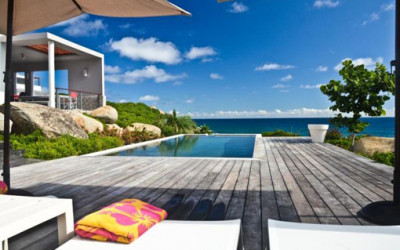 Luksusowy hotel na Karaibach