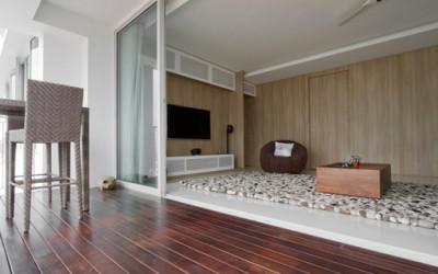 Maksymalne zbliżenie do natury - Natura Loft Apartment w Singapurze