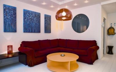 Mały apartament w nowoczesnym stylu 2