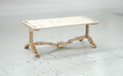 Marbelous Dining Table  2
