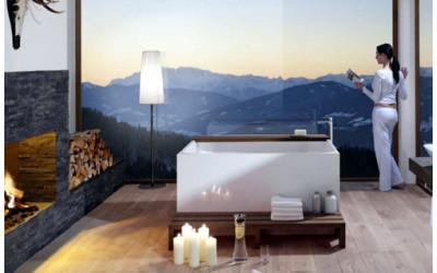Mineral Bath Tub 2