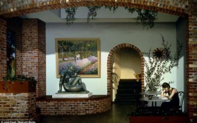 Murale 3D wewnątrz i na zewnątrz