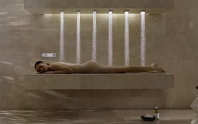 Najbardziej luksusowe kabiny prysznicowe