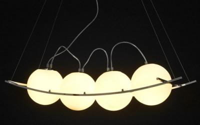 Nowoczesna lampa belgijskiej marki Kokoon Design