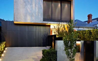 Nowoczesny dom w Australii