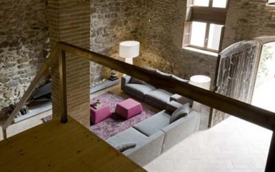 Nowoczesny dom w rystykalnym stylu 4