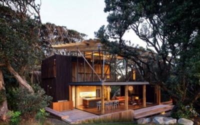 nowoczesny dom z drewna 6