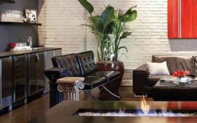 nowoczesny, minimalistyczny loft 6