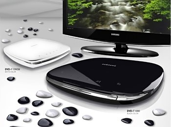 Odtwarzacz DVD Samsung F1080