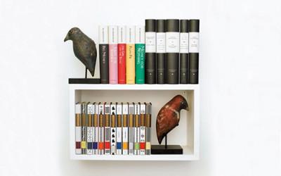 Oryginalne pomysły na domową biblioteczkę