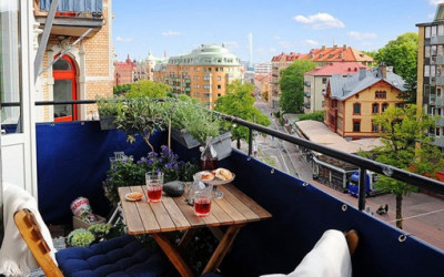 Oryginalny apartament w skandynawskim stylu 1