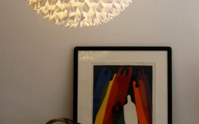 papierowa lampa 2