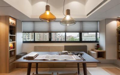 Pełne minimalizmu i funkcjonalności mieszkanie w Tajpej