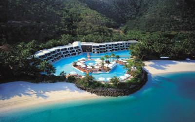 Pięciogwiazdkowy hotel w Australii