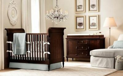 Pokój dziecka – inspiracje od Baby & Child Restoration Hardware