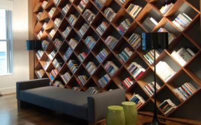 Regał dla bibliofila