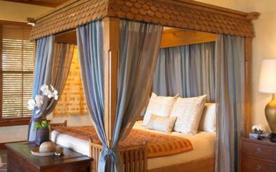 Romantyczna sypialnia w twoim domu.