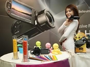 Samsung HMX20C