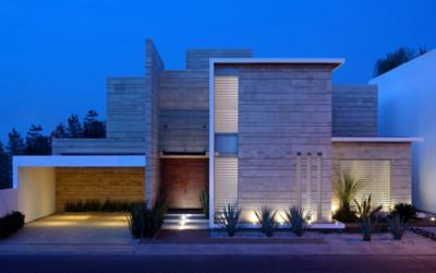 Sekwencja prostych linii spełnieniem meksykańskiego marzenia