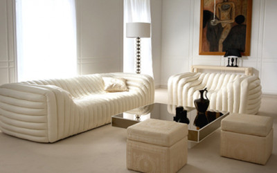 sofa Bubble od Versace 1