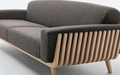 Sofa Hamper idealna do skandynawskich wnętrz