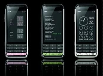 Sony Ericsson G9