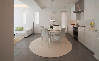 Spokój i harmonia w Modern Zen Design House