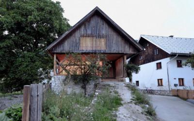 Stodoła przerobiona na dom