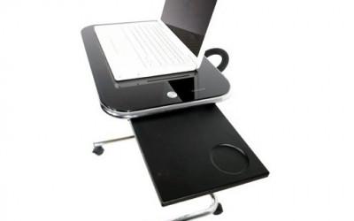Stolik pod laptop Unique Mediamobel Laptop desk  1 2