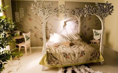 Sypialnie, w których będziecie chcieli zasypiać