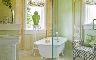 Urokliwe łazienki