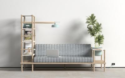 Więcej niż sofa- multifunkcyjna sofa