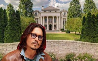 Wielki dowód wielkiej przyjaźni Johnny Depp'a ze świetym Mikołajem