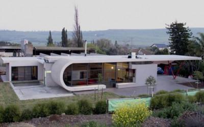 Współczesna rezydencja w Izraelu