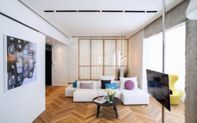 Współczesny minimalizm we wnętrzu