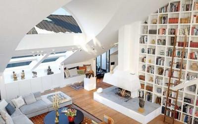 Wysoki sufit – inspirujące projekty