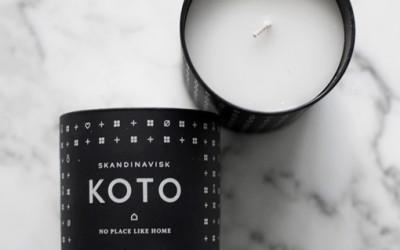 Zapachowe świeczki KOTO
